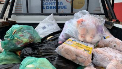 Photo of Vigilância Sanitária apreende 1.100 kg de alimentos impróprios na parte alta de Maceió