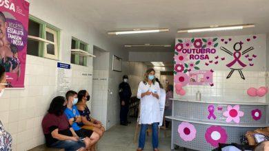 Photo of Outubro Rosa na Unidade de Saúde Waldomiro Alencar reforça orientações sobre câncer de mama