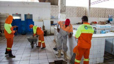 Photo of Mercado do Jacintinho passa por mutirão de limpeza nesta segunda (25)